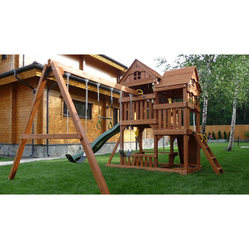 Детская площадка MoyDvor Панорама