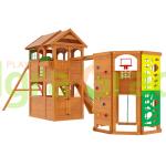 Детская площадка IgraGrad Клубный домик 2 с WorkOut