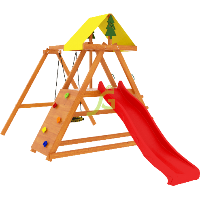 Детская игровая площадка IgraGrad Старт 2