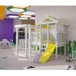 Детская площадка Савушка Baby 1 Club