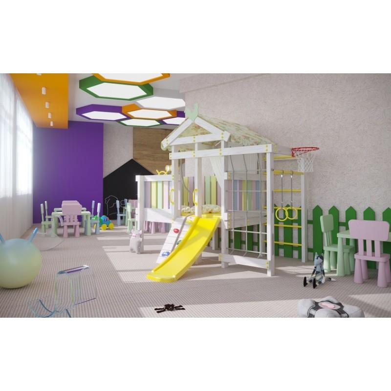 Детская площадка Савушка Baby 3 Club