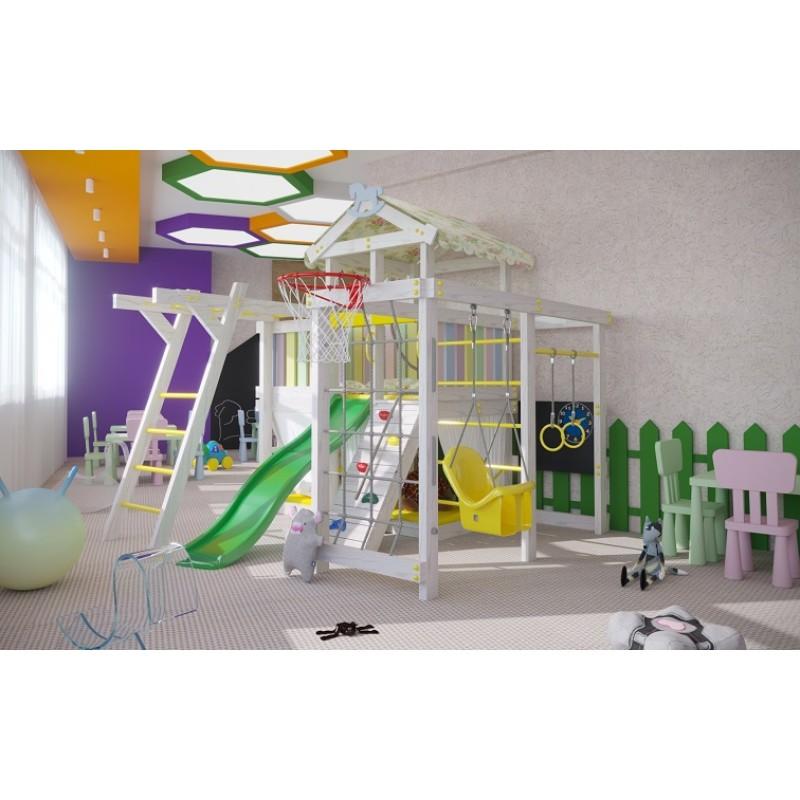 Детская площадка Савушка Baby 5 Club