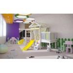 Детская площадка Савушка Baby 6 Club