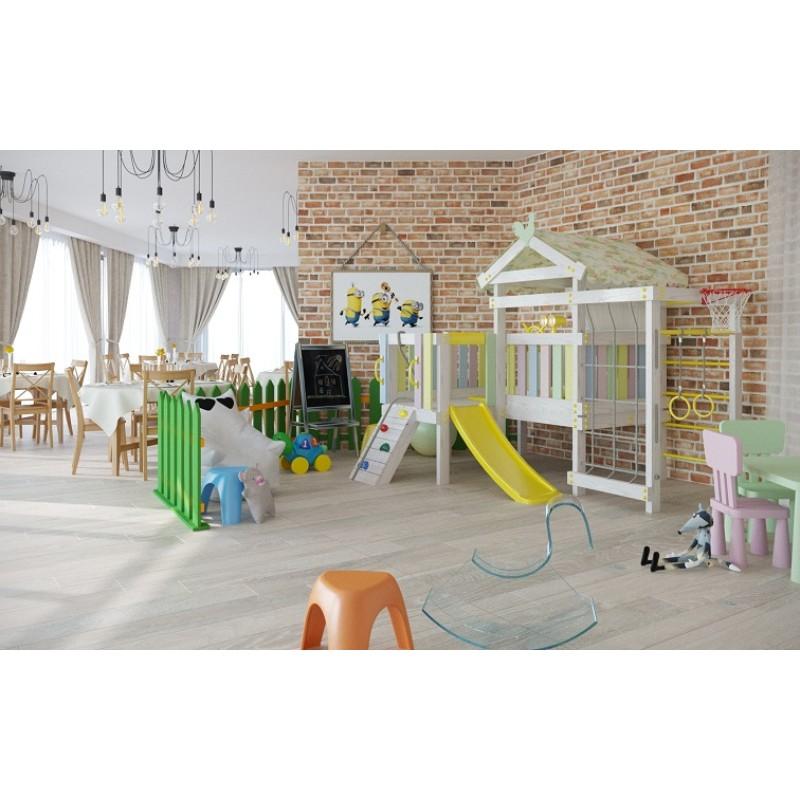 Детская площадка Савушка Baby 7 Club