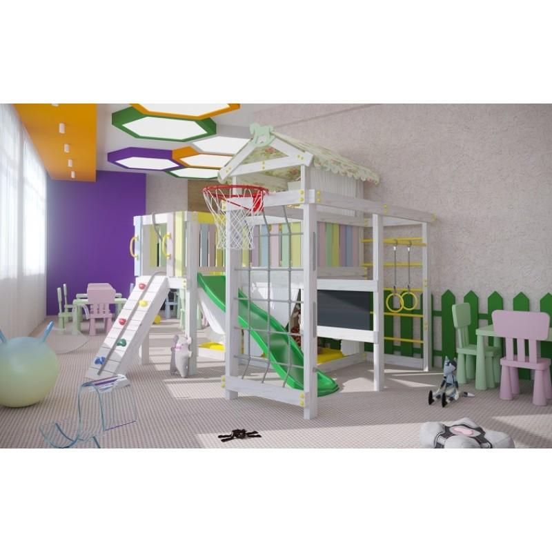 Детская площадка Савушка Baby 8 Club