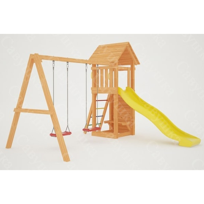 Детская площадка Савушка Мастер - 8