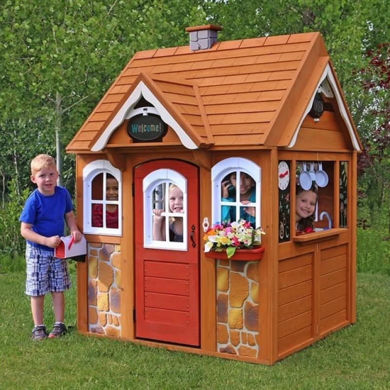 Детский цветочный домик Stoneycreek