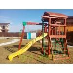 Детская площадка IgraGrad Панда Фани Gride с рукоходом