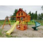 Детская площадка IgraGrad Шато Sun (Домик)