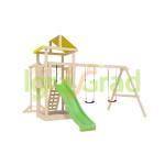 Детская площадка IgraGrad Крафтик с рукоходом