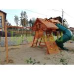 Детская площадка IgraGrad Крепость Deluxe 2