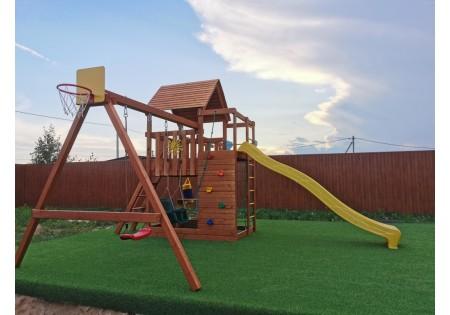 Победитель в номинации: Хит 2021г среди детских площадок для частного пользования.