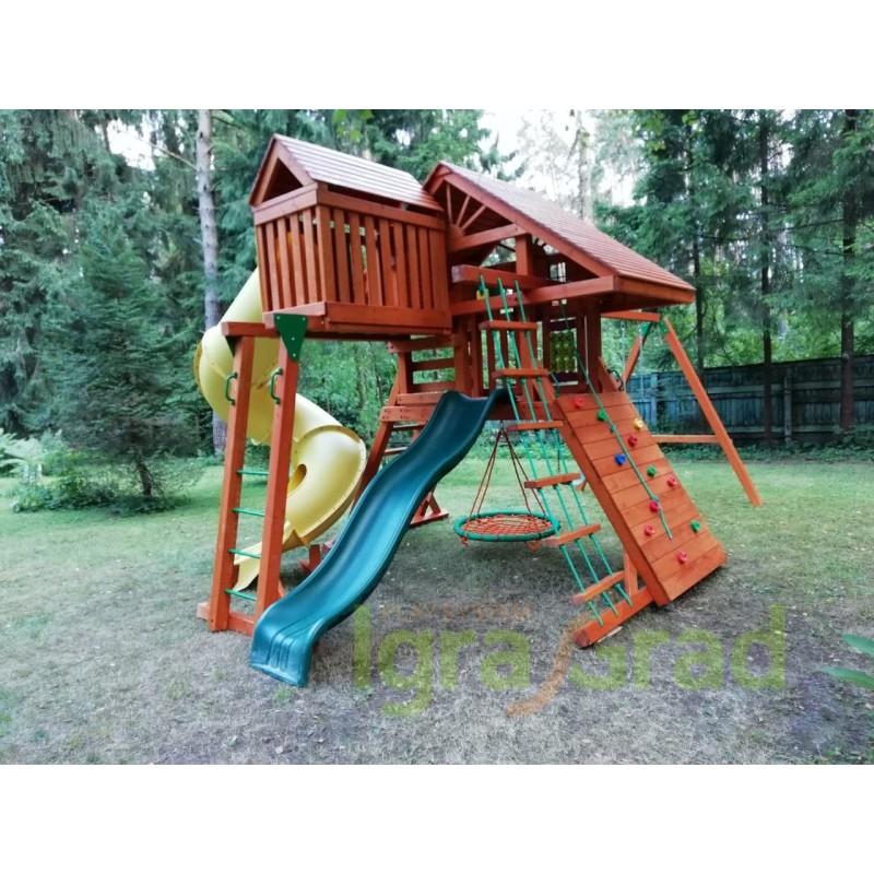 Детская площадка IgraGrad Крепость Deluxe
