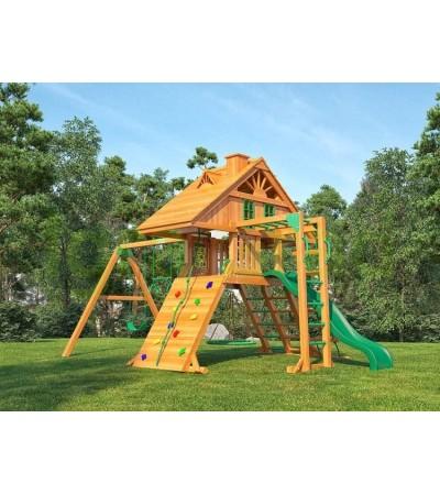 Детская площадка IgraGrad Крепость с рукоходом (Домик)