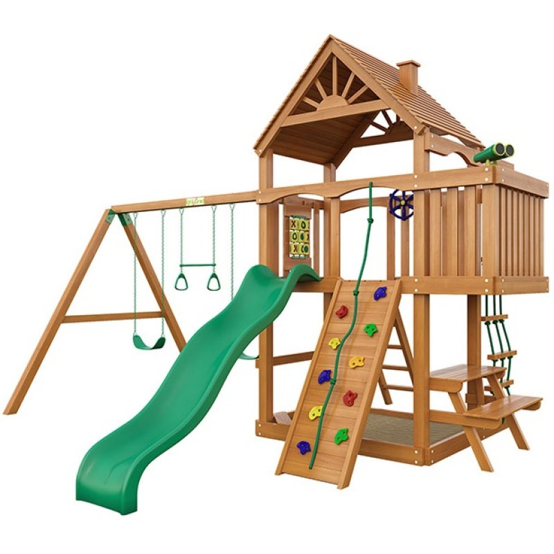 Детская площадка IgraGrad Шато (Дерево)