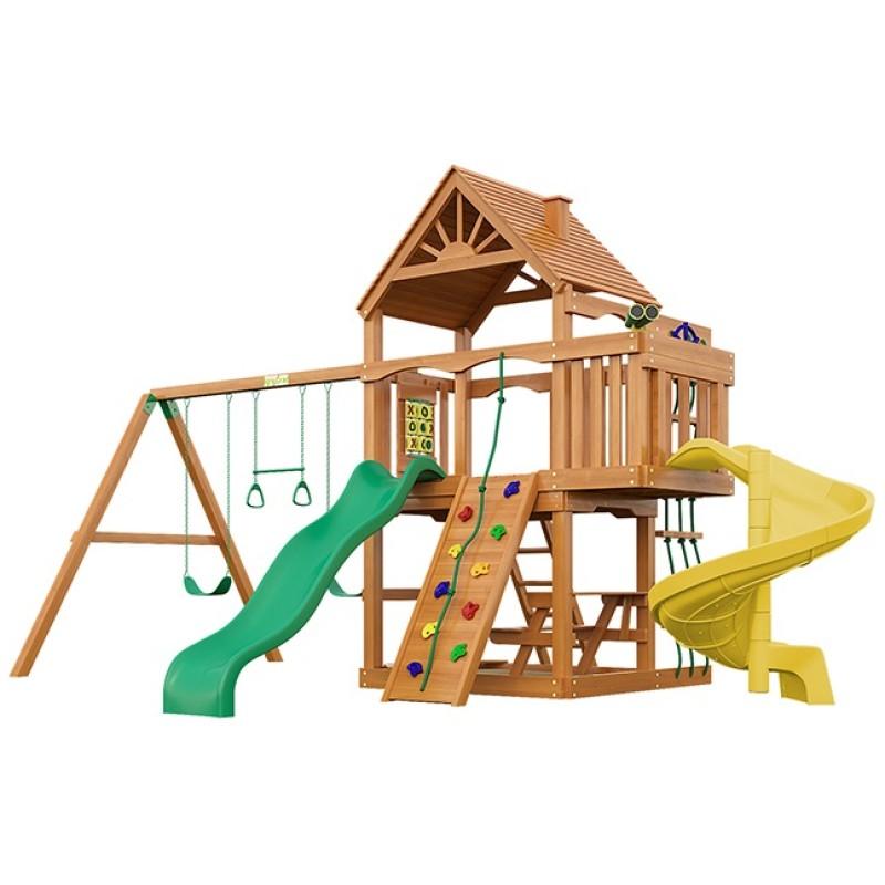 Детская площадка IgraGrad Шато Sun (Дерево)