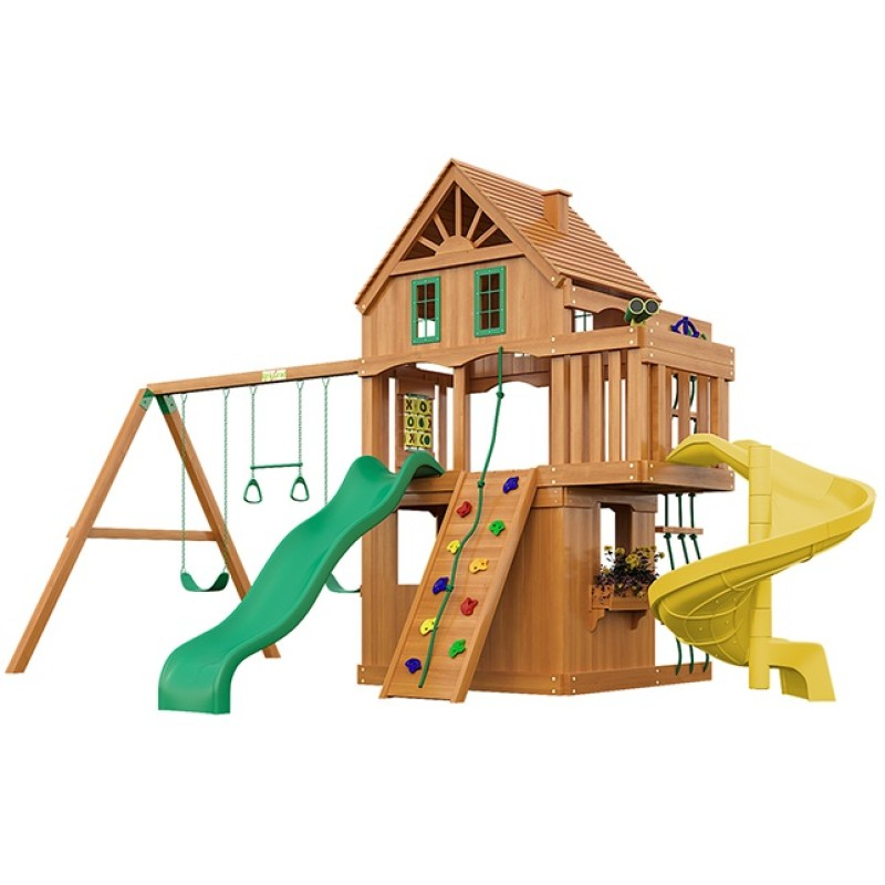 Детская площадка IgraGrad Шато Sun 2