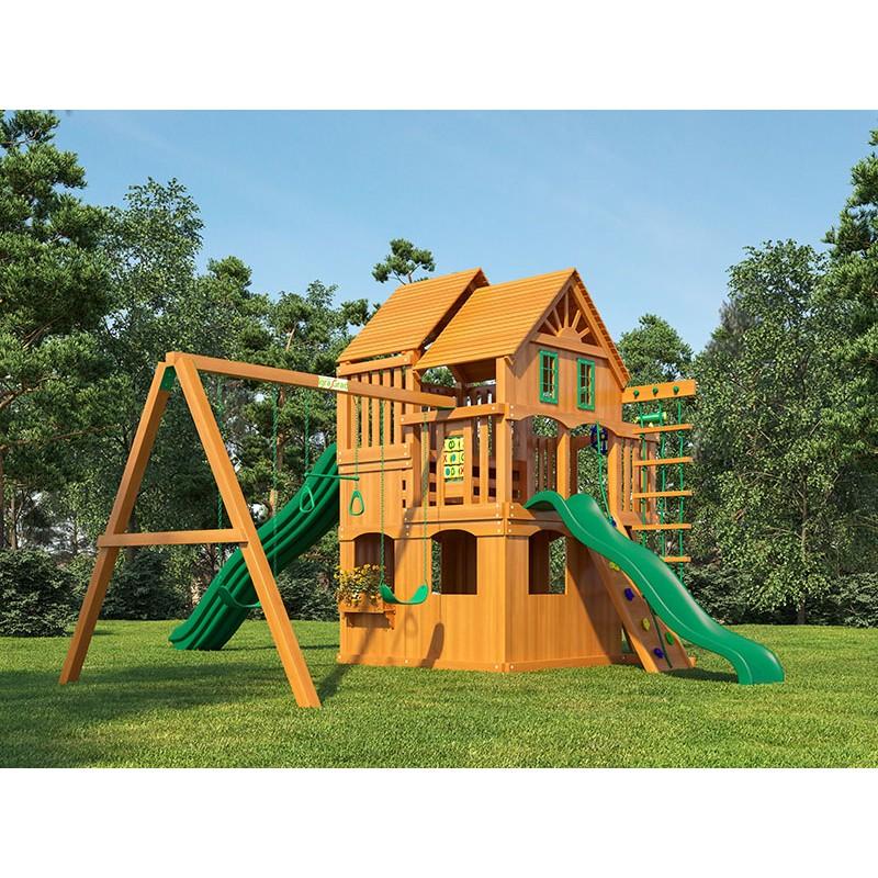 Детская площадка IgraGrad Великан 2 (Домик)