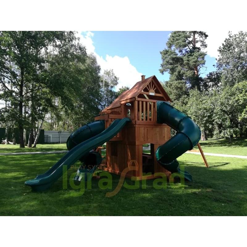 Детская площадка IgraGrad Великан 4 (Макси)
