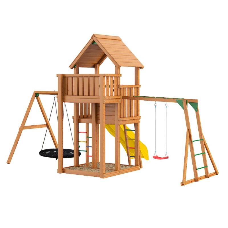 Детский городок Jungle Gym JP8 Эльбрус