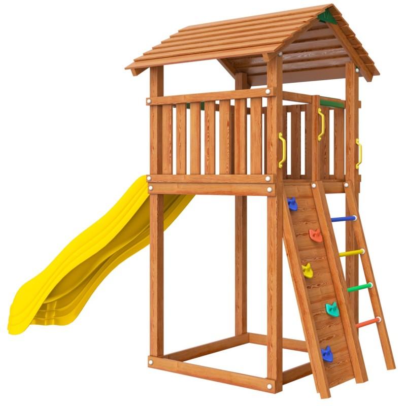 Детский игровой спортивный комплекс Jungle Gym Jungle Cottage