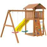 Детский игровой спортивный комплекс Jungle Gym JC3 Ай-Петри