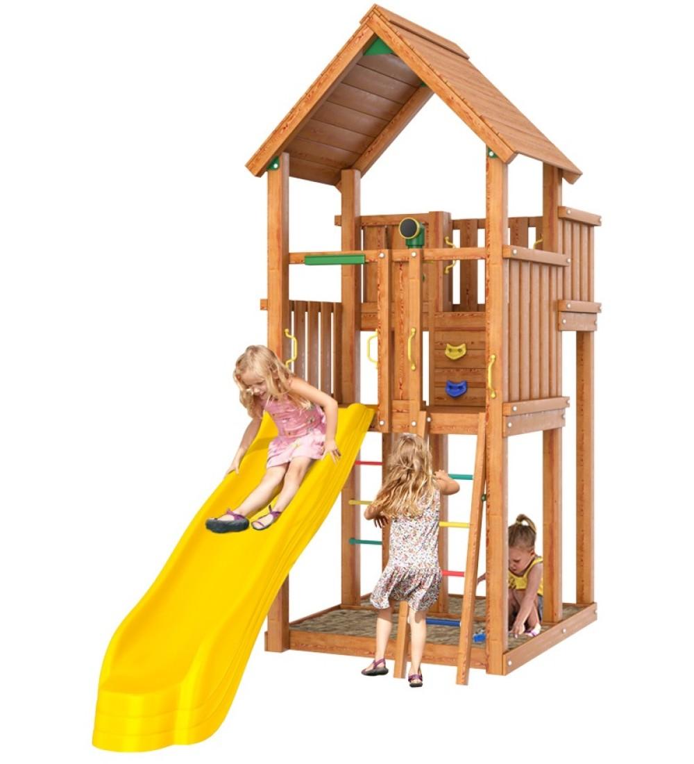 Детский игровой спортивный комплекс Jungle Gym Jungle Palace