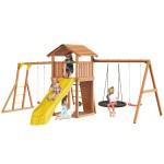 Детский игровой спортивный комплекс Jungle Gym JC4 Пилатус