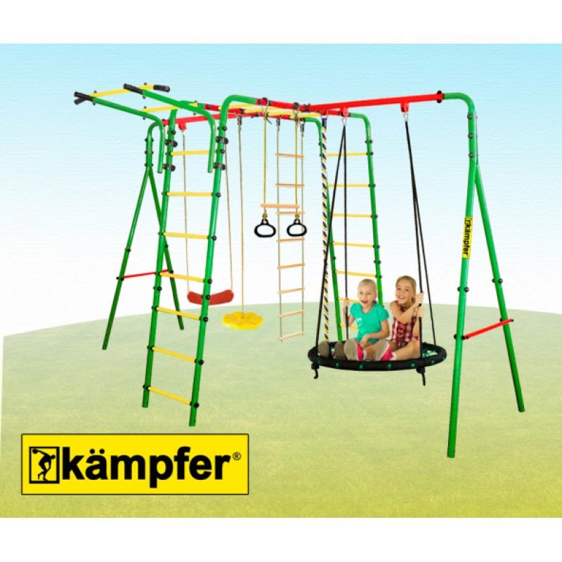 Уличный детский спортивный комплекс Kampfer Wunder