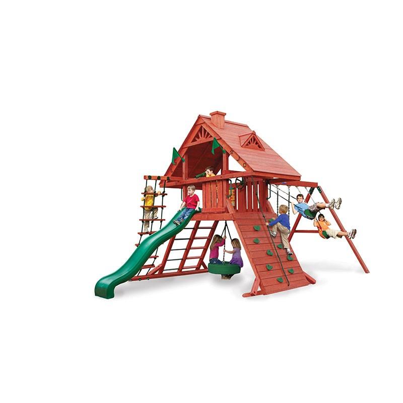 Детская дворовая площадка Playnation Крепость свободы 2