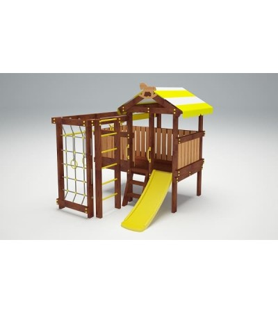 Детская площадка Савушка Baby - 1 (Play)