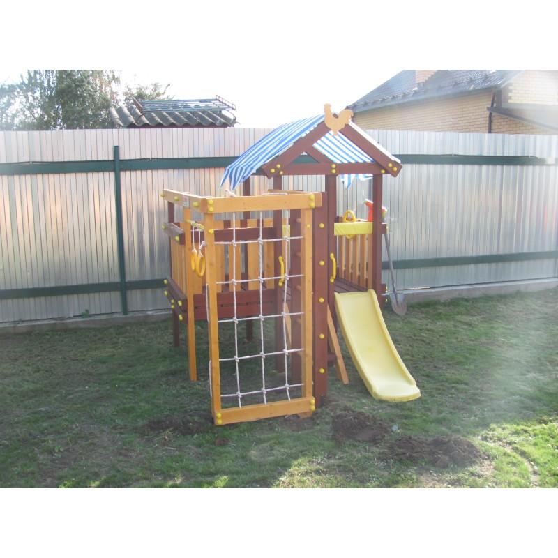 Детская площадка Мир Детских Площадок Савушка-Baby - 1 (Play)