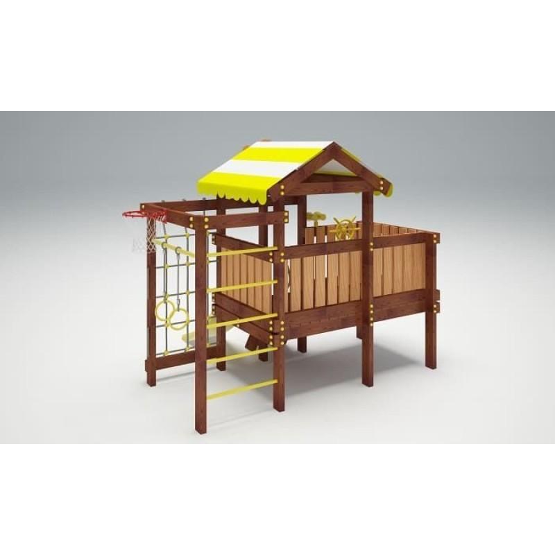 Детская площадка Савушка-Baby - 3 (Play)