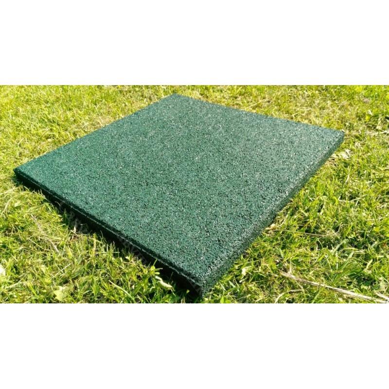 Мягкий коврик под горку 500х500 мм