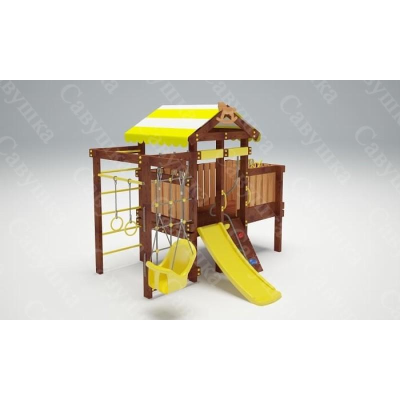 Детская площадка Савушка-Baby - 6 (Play)