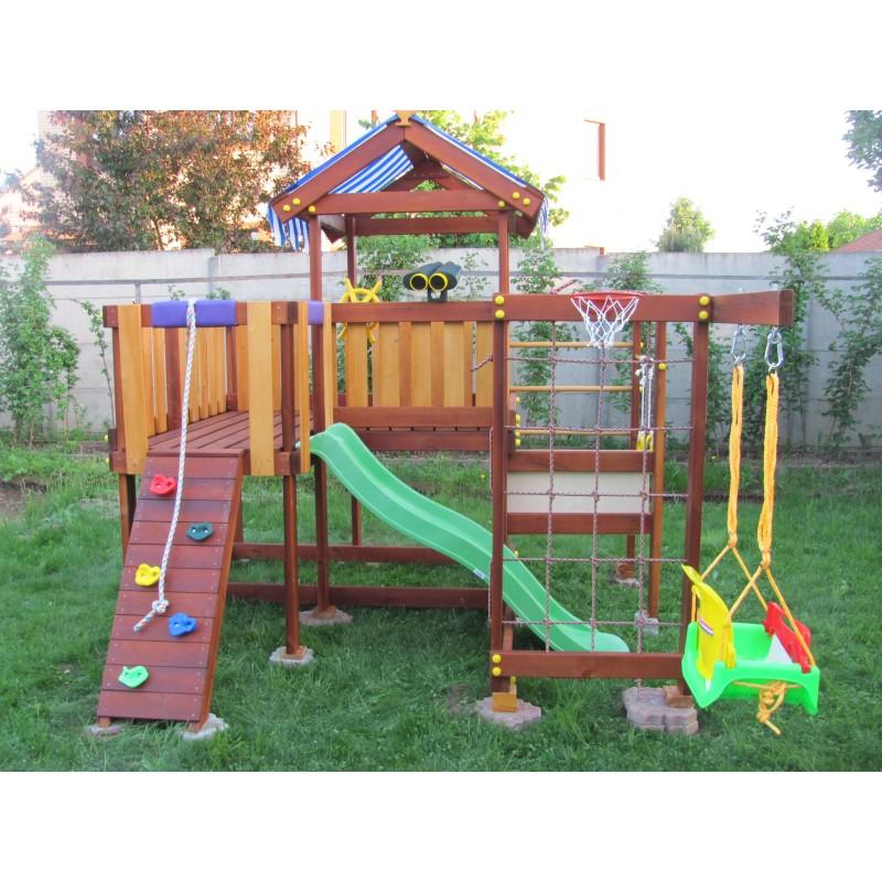 Детская площадка Савушка-Baby - 8 (Play)