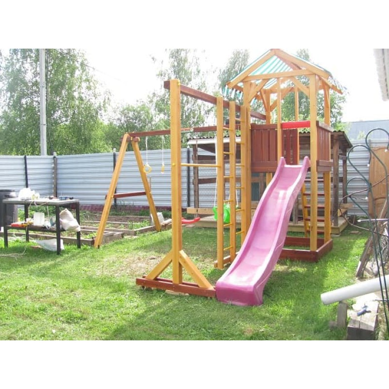 Детская площадка Савушка 6