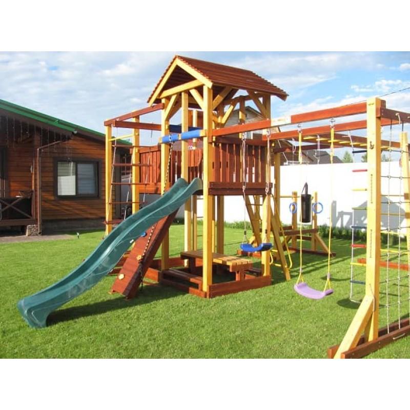 Детская площадка Савушка Семейная