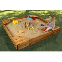 Деревянная песочница «Флорида»