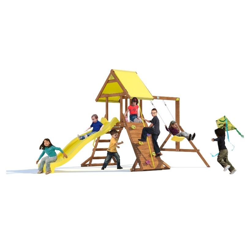 Детская площадка MoyDvor Пират