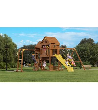 Детская площадка MoyDvor Панорама с рукоходом