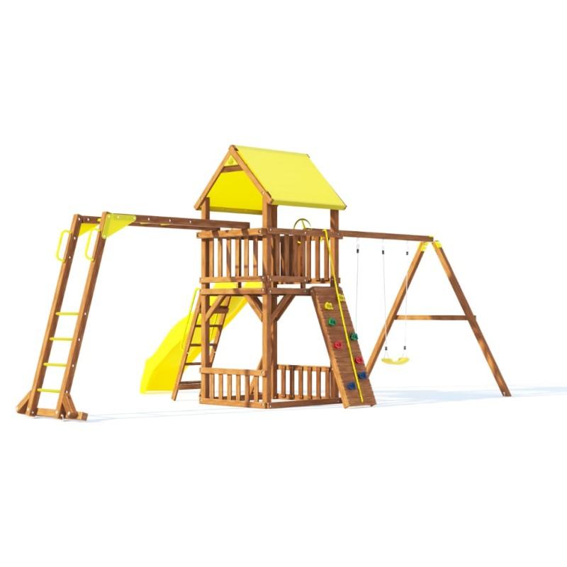 Детская площадка MoyDvor Версаль с рукоходом