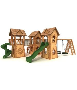 Элитные игровые комплексы для детей премиум класса
