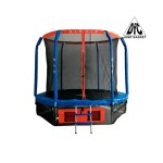 Батут DFC Jump Basket c сеткой 8FT-JBSK-B