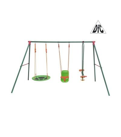 Детский комплекс с качелями DFC RGN-02