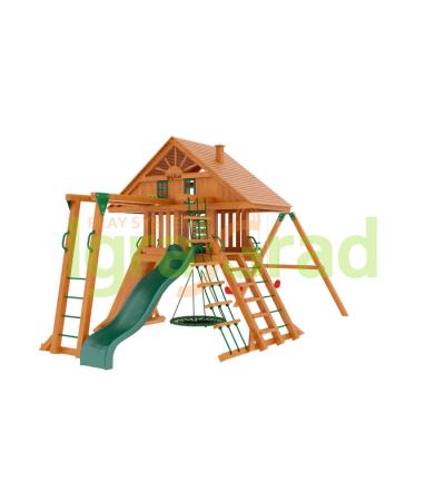Детская площадка Детская площадка IgraGrad Крепость Фани с рукоходом (Домик)