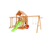 Детская площадка IgraGrad Крафт Pro 4 (скат 2,2)