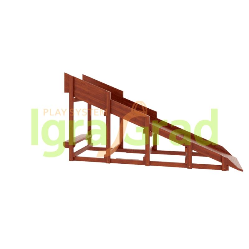 Модуль Snow Fox - скат 4 м
