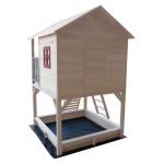 Детский деревянный домик DFC DKW298