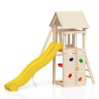 Детская площадка Like Wood - Rock со скалодромом